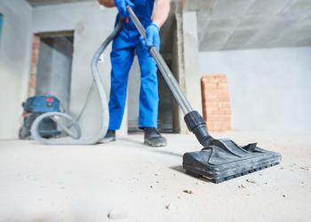 Go services - Nettoyage après chantier / après sinistre